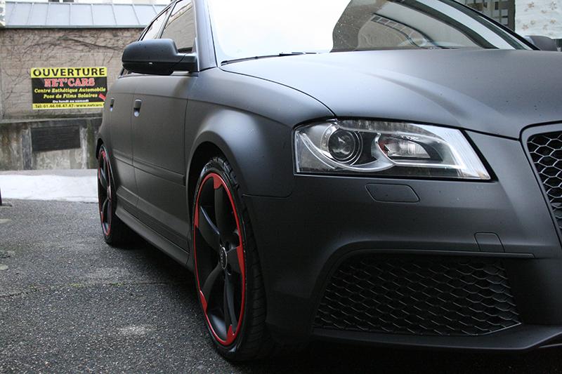 Audi RS3 - Netcars